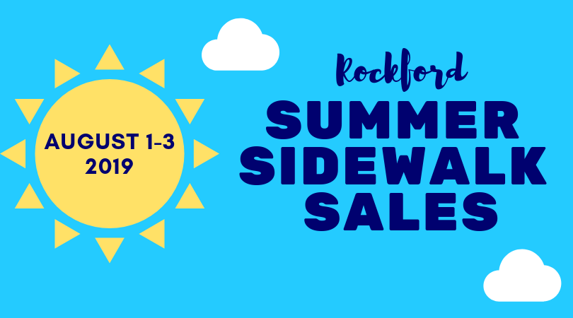 Rockford Summer Sidewalk Sales